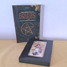 Libros de segunda mano: ISA DONELLI - LAS CARTAS DE LAS BRUJAS - LIBRO + BARAJA - DE VECCHI 2006. Lote 265397639