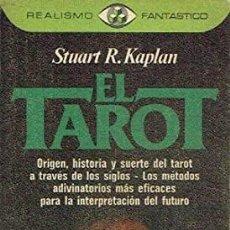 Libri di seconda mano: EL TAROT. STUART R. KAPLAN. Lote 266661638