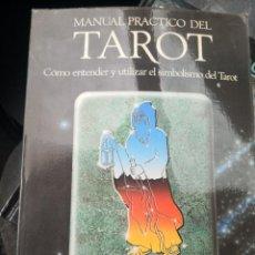 Libros de segunda mano: LIBRO MANUAL PRÁCTICO DEL TAROT. EMILY PEACH. Lote 268293449