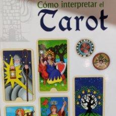 Libros de segunda mano: COMO INTERPRETAR EL TAROT.PODERES OCULTOS.DIEGO MELDI.. Lote 268729249