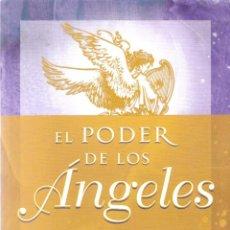 Libros de segunda mano: EL PODER DE LOS ANGELES - ADOLFO PEREZ AGUSTÍ. Lote 269026474