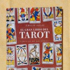 Libros de segunda mano: EL GRAN LIBRO DEL TAROT. Lote 269181303