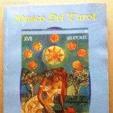 Libros de segunda mano: MUSEO DEL TAROT - SANTERIA MILAGROSA / CATALOGO DE CARTAS DE TAROT. Lote 269438213