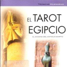 Libros de segunda mano: EL TAROT EGIPCIO. EL ENIGMA DEL ANTIGUO EGIPTO. - MARTA RAMIREZ. Lote 269479978