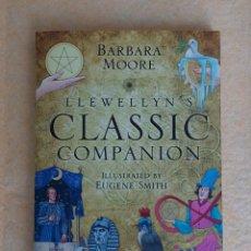 Libros de segunda mano: TAROT CLASICO LLEWELLYN / LLEWELLYN'S CLASSIC TAROT. Lote 269691128