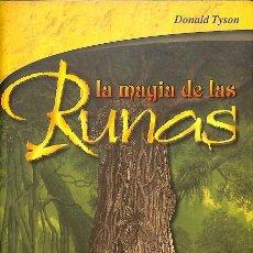 Libros de segunda mano: LA MAGIA DE LAS RUNAS. Lote 269789198