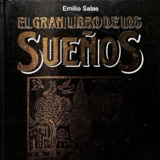 Libros de segunda mano: EL GRAN LIBRO DE LOS SUEÑOS. Lote 269789233