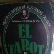 Libros de segunda mano: EL TAROT EL FUTURO EN LAS CARTAS , EDICIONES UVE. Lote 269830028