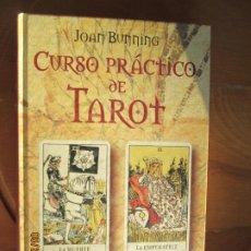 Libros de segunda mano: CURSO PRÁCTICO DE TAROT - JOAN BUNNING - CIRCULO DE LECTORES 2002.. Lote 269966298