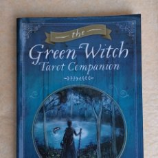Libros de segunda mano: TAROT BRUJA VERDE / GREEN WITCH TAROT. Lote 269970453