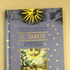 Libros de segunda mano: EL TAROT. LOS SECRETOS DE LAS CARTAS / ESMERALDA DA SILVA. Lote 270132578