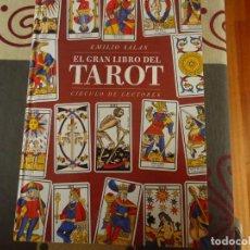 Livros em segunda mão: EL GRAN LIBRO DEL TAROT. Lote 275843248