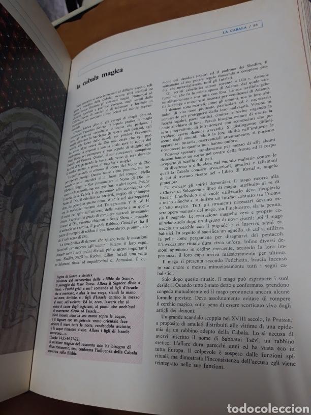 Libros de segunda mano: Le scienze occulte e divinatorie Tres tomos - Foto 11 - 276961688