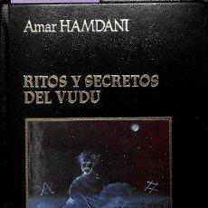 Libros de segunda mano: RITOS Y SECRETOS DEL VUDU. Lote 277005868
