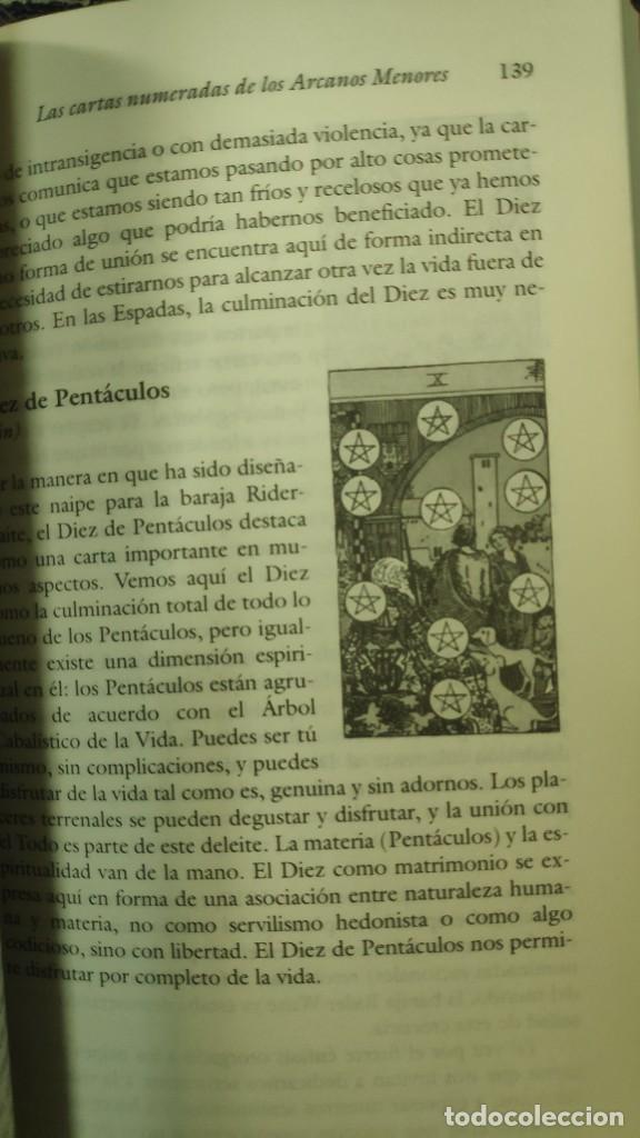 Libros de segunda mano: EL TAROT COMO VIA DE CONOCIMIENTO ( KAREN HAMAKER- ZONDAG - Foto 4 - 277504573