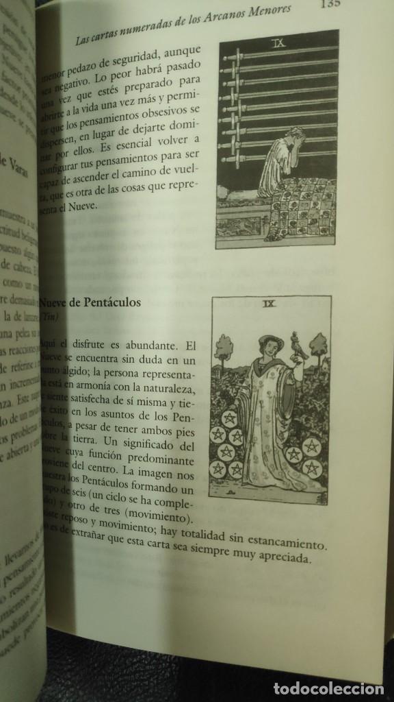 Libros de segunda mano: EL TAROT COMO VIA DE CONOCIMIENTO ( KAREN HAMAKER- ZONDAG - Foto 7 - 277504573
