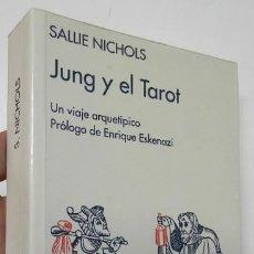 Libros de segunda mano: JUNG Y EL TAROT - SALLIE NICHOLS. Lote 277576518