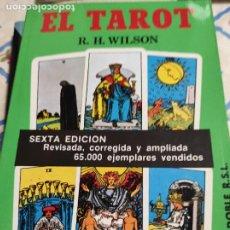 Libros de segunda mano: EL TAROT PRACTICO Y ESOTERICO - R.H . WILSON. Lote 277599668