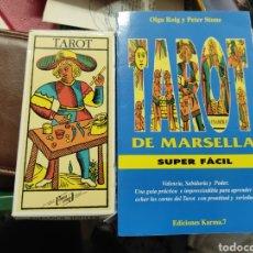 Libros de segunda mano: LIBRO Y CARTAS DEL TAROT. Lote 286629553