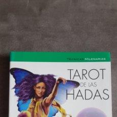 Libros de segunda mano: LIBRO TAROT DE LAS HADAS. EDITORIAL LIBSA, 2006. AUTORA SANDRA RAMÍREZ. Lote 287254483