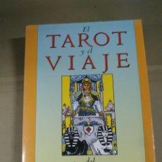 Libros de segunda mano: EL TAROT Y EL VIAJE DEL HÉROE - HAJO BANZHAF. EDAF. Lote 287813073