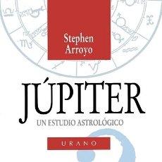 Libros de segunda mano: JÚPITER UN ESTUDIO ASTROLÓGICO. Lote 293938758