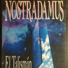 Libros de segunda mano: NOSTRADAMUS EL TALISMÁN DE LOS SUEÑOS Y LAS VISIONES NOCTURNAS - COLECCION ELEUSIS. Lote 293981128