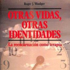 Libros de segunda mano: OTRAS VIDAS, OTRAS IDENTIDADES. Lote 295991668