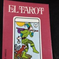Libros de segunda mano: EL TAROT. ALFRED DOUGLAS. 1ª EDICIÓN, 1976. BRUGUERA LIBRO AMIGO.. Lote 297101763