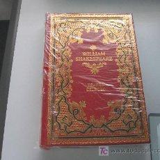 Libros de segunda mano: TEATRO SELECTO- 4 OBRAS DE WILLIAM SHAKESPEARE. Lote 26633228
