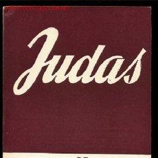 Libros de segunda mano: COLECCION TEATRO Nº144-JUDAS DE FRANCO FOCHI,AÑO1970. Lote 8386808