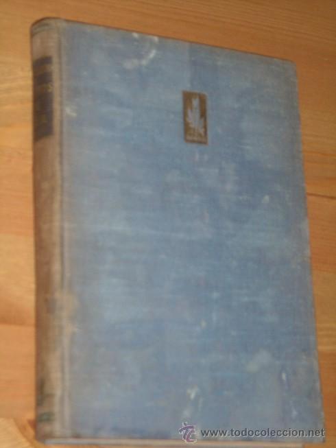 DIÁLOGOS DE AMOR POR LEÓN HEBREO DE ED. JOSÉ JANÉS EN BARCELONA 1953 PRIMERA EDICIÓN (Libros de Segunda Mano (posteriores a 1936) - Literatura - Teatro)