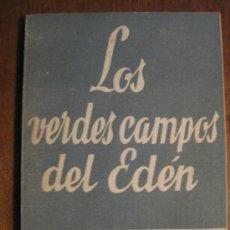 Libros de segunda mano: ANTONIO GALA - LOS VERDES CAMPOS DEL EDEN - COLECCION TEATRO ESCELICER 418 EXTRA. Lote 12655095
