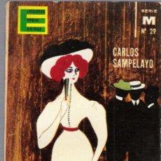 Libros de segunda mano: EL VODEVIL - TEATRO FRANCES - CARLOS SAMPELAYO. Lote 14980305