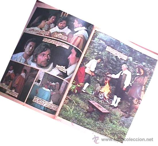 Libros de segunda mano: CALDERON DE LA BARCA. EL ALCALDE DE ZALAMEA. FOTO TEATRO. FOTONOVELA. 1973. . ENVIO 6,3 € - Foto 2 - 113261948