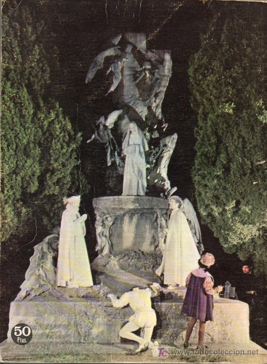 Libros de segunda mano: FOTO TEATRO - DON JUAN TENORIO - 1968 - Foto 6 - 25111174