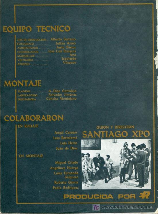Libros de segunda mano: FOTO TEATRO - DON JUAN TENORIO - 1968 - Foto 5 - 25111174