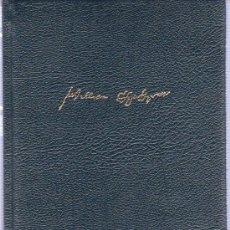 Libros de segunda mano: WILLIAM SHAKESPEARE. OBRAS COMPLETAS. TRAGEDIAS. 2003. 20 X 16 CM. 1071 PAGINAS.. Lote 266068848