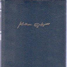 Libros de segunda mano: WILLIAM SHAKESPEARE. OBRAS COMPLETAS. TRAGEDIAS. 2003. 20 X 16 CM. 1071 PAGINAS.. Lote 21136386