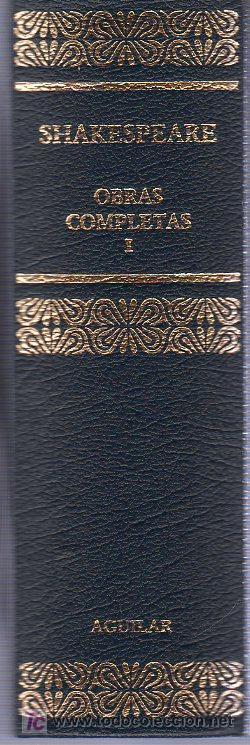 Libros de segunda mano: WILLIAM SHAKESPEARE. OBRAS COMPLETAS. TRAGEDIAS. 2003. 20 X 16 CM. 1071 PAGINAS. - Foto 2 - 90491394