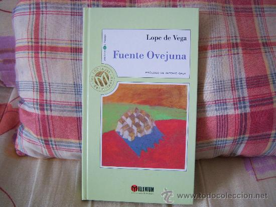 LOPE DE VEGA FUENTE OVEJUNA (Libros de Segunda Mano (posteriores a 1936) - Literatura - Teatro)