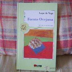 Libros de segunda mano: LOPE DE VEGA FUENTE OVEJUNA. Lote 26483116
