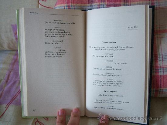 Libros de segunda mano: LOPE DE VEGA Fuente Ovejuna - Foto 5 - 26483116