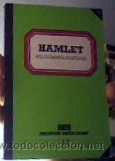 HAMLET;WILLIAM SHAKESPEARE;SALVAT 1982 (Libros de Segunda Mano (posteriores a 1936) - Literatura - Teatro)