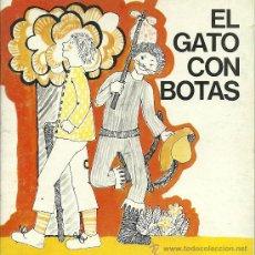 Libros de segunda mano: CLFL3//EL GATO CON BOTAS. Lote 23310280
