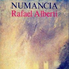 Libros de segunda mano: NUMANCIARAFAEL ALBERTI EDICIONES TURNER 1975. Lote 26422198