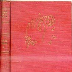 Libros de segunda mano: FEDERICO GARCÍA LORCA : DOÑA ROSITA SOLTERA / MARIANA PINEDA (1943). Lote 28591450