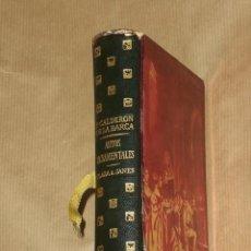 Libros de segunda mano: AUTOS SACRAMENTALES. POR PEDRO CALDERÓN DE LA BARCA.. Lote 28621515