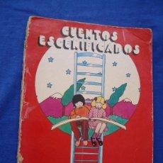 Libros de segunda mano: CUENTOS ESCENIFICADOS - S. M 1980 -. Lote 28665609