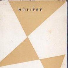 Libros de segunda mano: MOLIERE, LAS MUJERES SABIAS, OBRAS DEL TEATRO ESPAÑOL, EDITORIA NACIONAL, MADRID, 1969. Lote 29736204